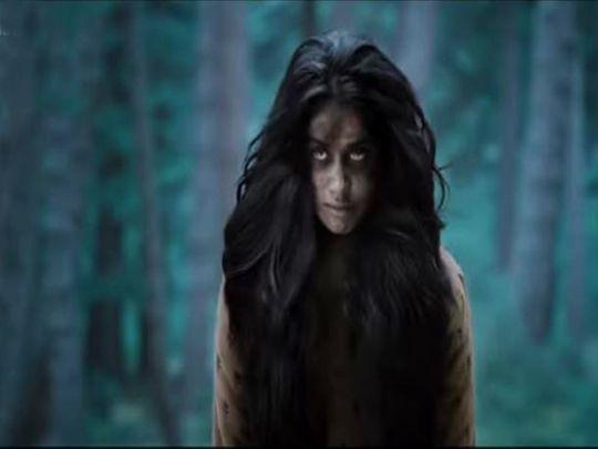 Janhvi Kapoor in 'Roohi'