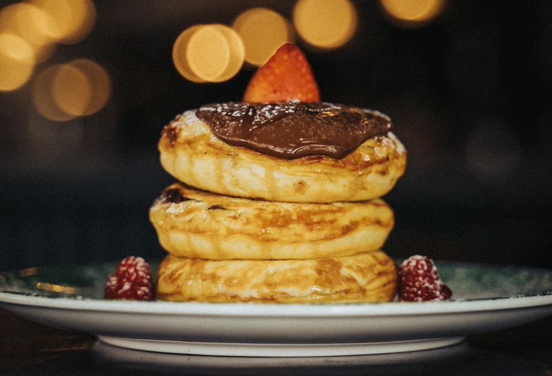 Reform Social and Grill Pancakes