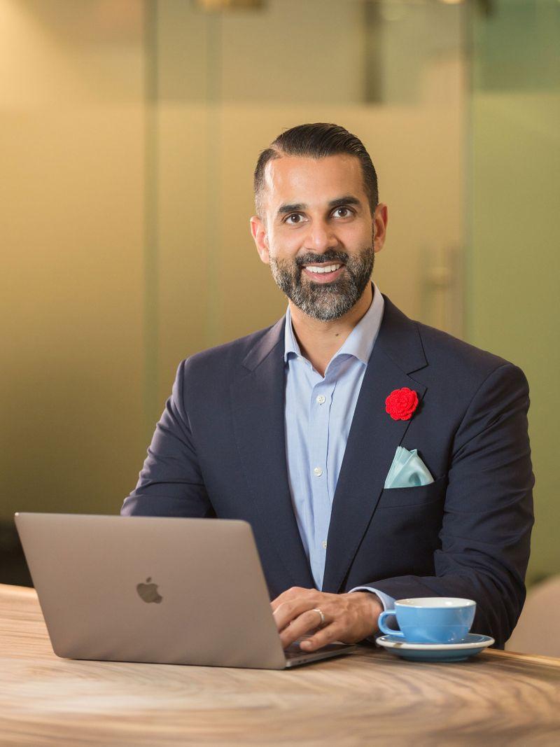 Tasawar Ulhaq, CEO of KIKLABB