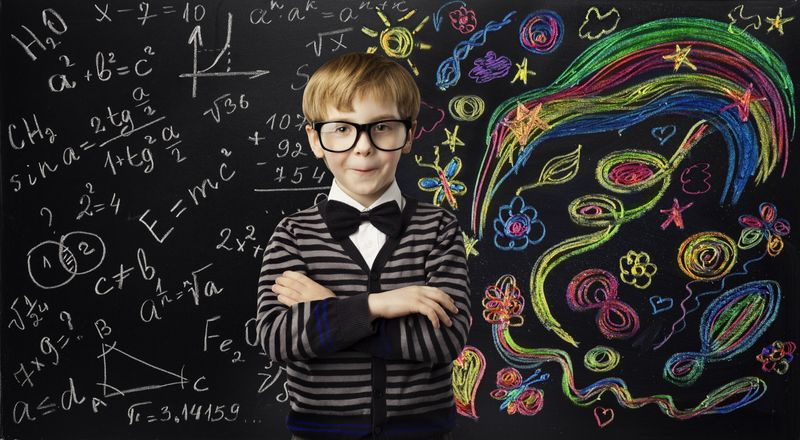 Child genius