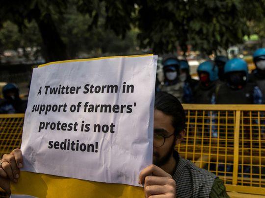 Disha protest