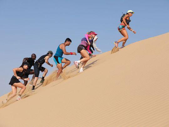 Dubai Ultramarathon
