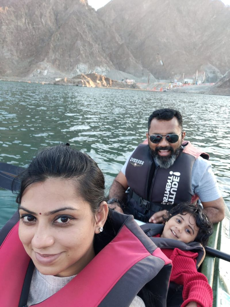 Kaadambare Mahesh's parents taught her the capitals as a way to keep her busy during the pandemic