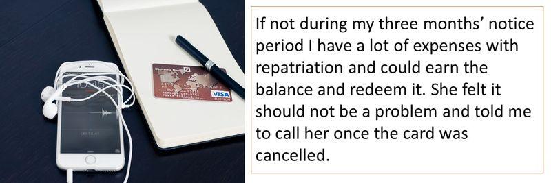 reader complaint