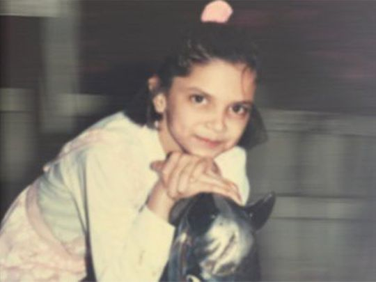 Deepika Padukone participated in the 'Pawri Hori Hai' meme by posting a picture from her childhood