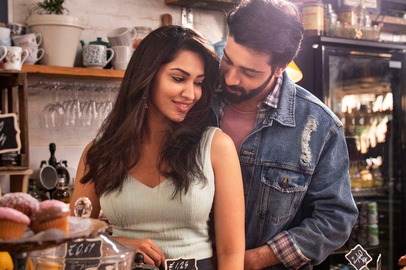 Jhataleka Malhotra and Anmol Dhillon in 'Tuesdays & Fridays'