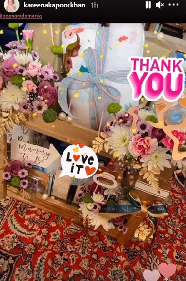 Kareena Kapoor baby gifts