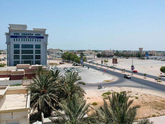 Stock UAQ Umm al quwain