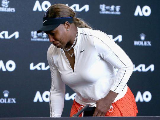 Tennis-Serena
