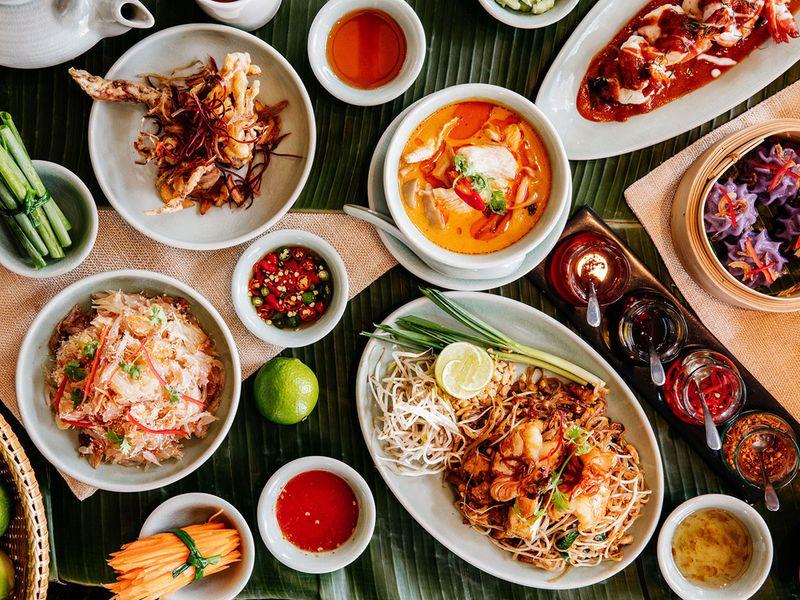 Thai Kitchen Park Hyatt