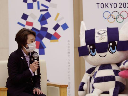 Olympics - Hashimoto