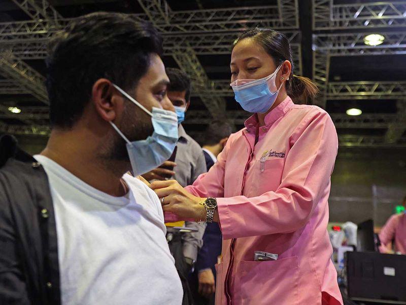 covid qatar vaccine