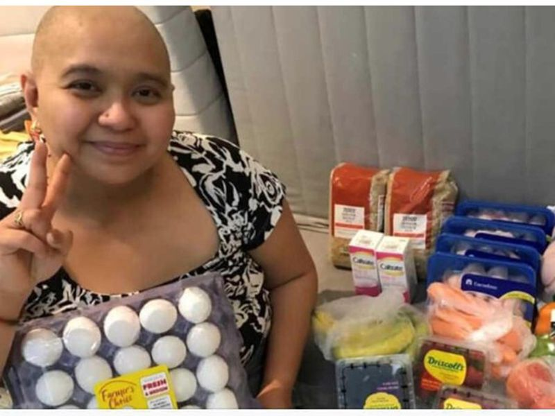 NAT Maria barters her pre- loved items for cancer treatment-1613828961663