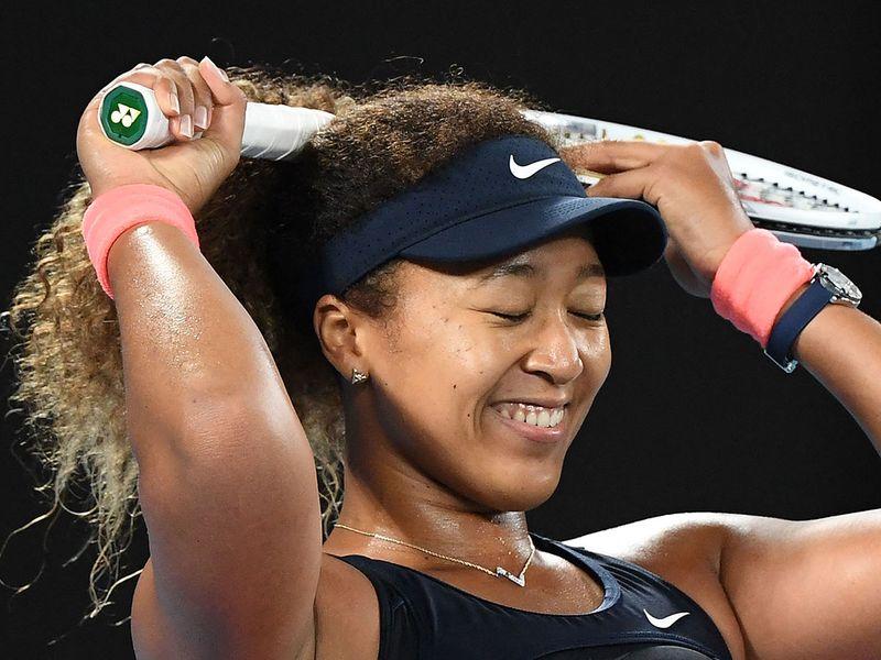 Naomi Osaka claimed her fourth Grand Slam title in Australia