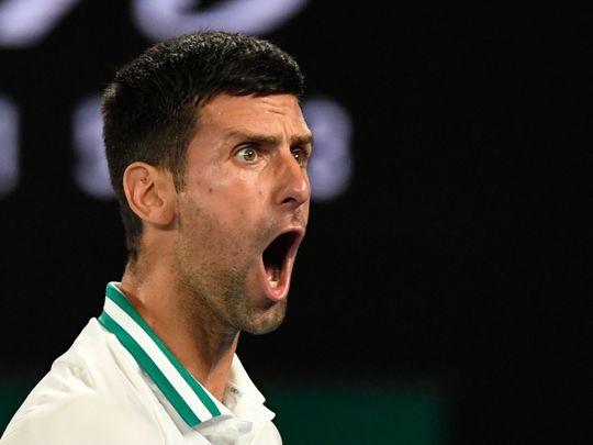 Novak Djokovic is never far away from controversy