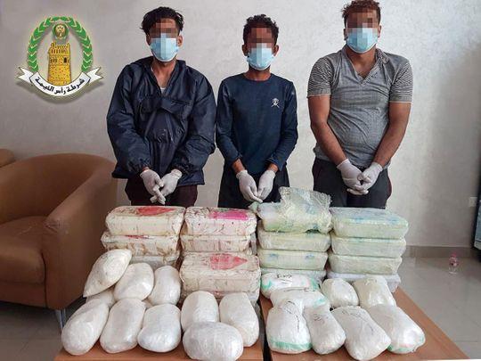 RAK-Police-drugs