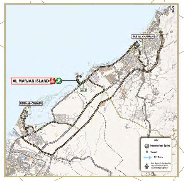 UAE Tour Stage 4