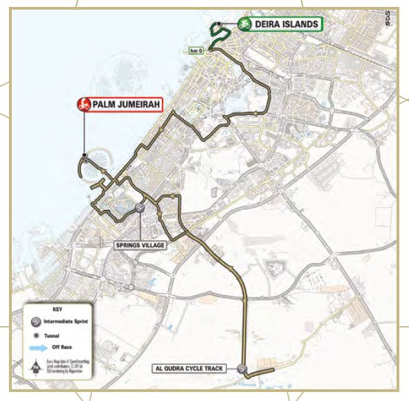 UAE Tour Stage 6
