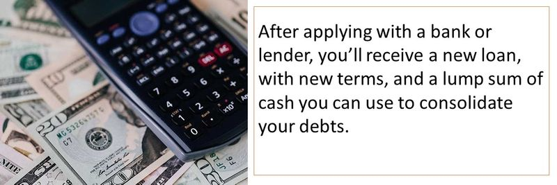 Consolidate Loans