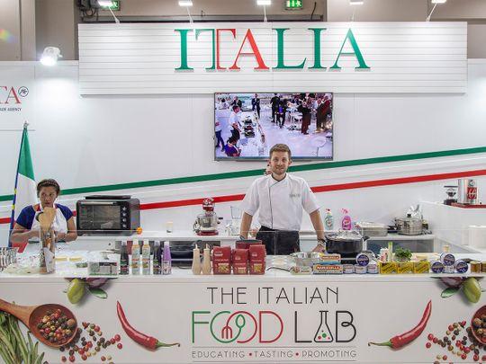 Italia lab