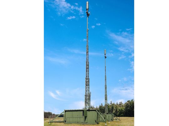 SMAG-Containermast for web