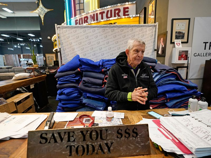 Jim McIngvale opened his furniture store in Texas to those who needed shelter.