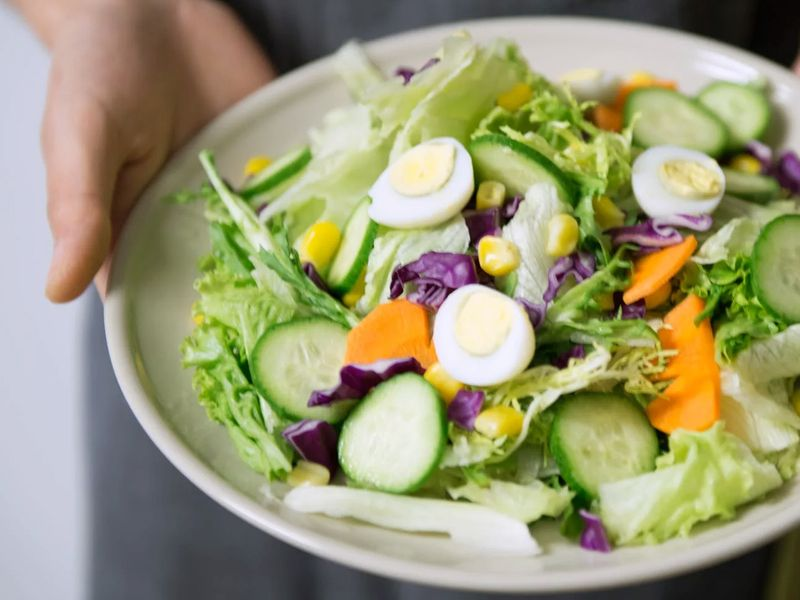 Keto 2 salads