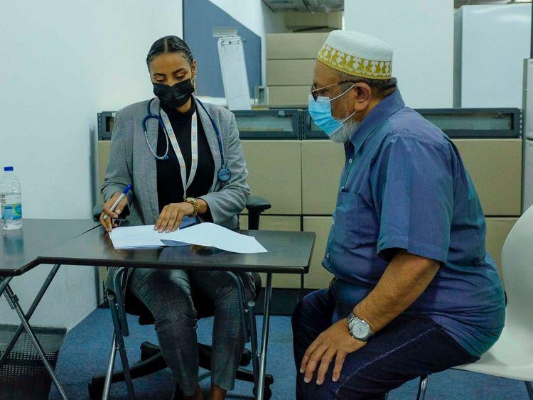 Sinopharm Covid-19 vaccination Gulf News