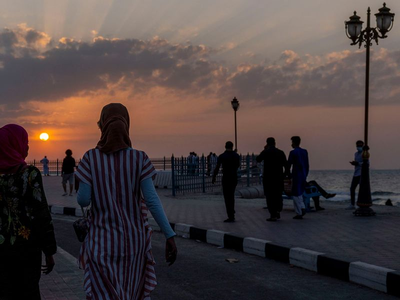 UAE weather: Dusty, partly cloudy and expect light rain in some areas