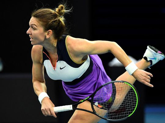 Simona Halep has pulled out of the Qatar Open