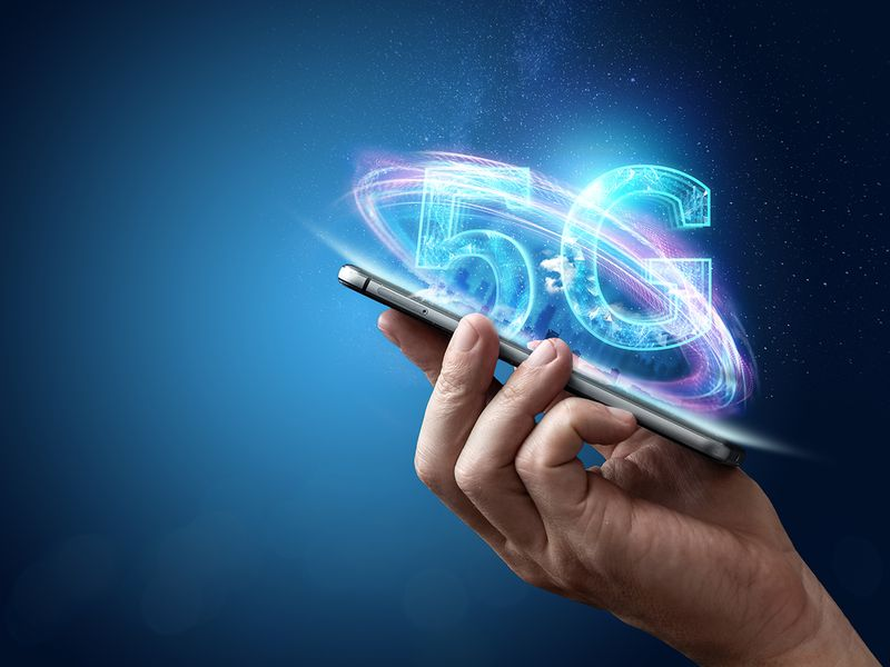 5G's selective roll out in India by 2021 end