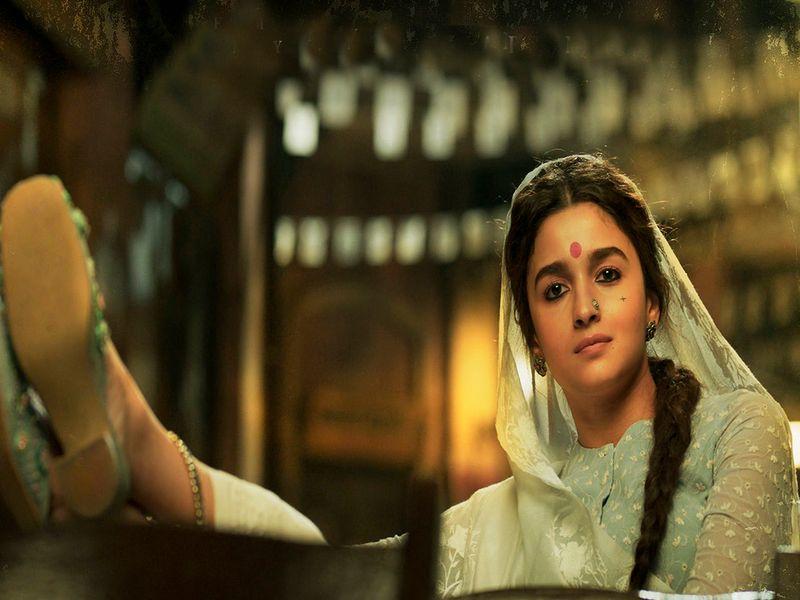 Alia Bhatt in Gangubai Kathiawadi