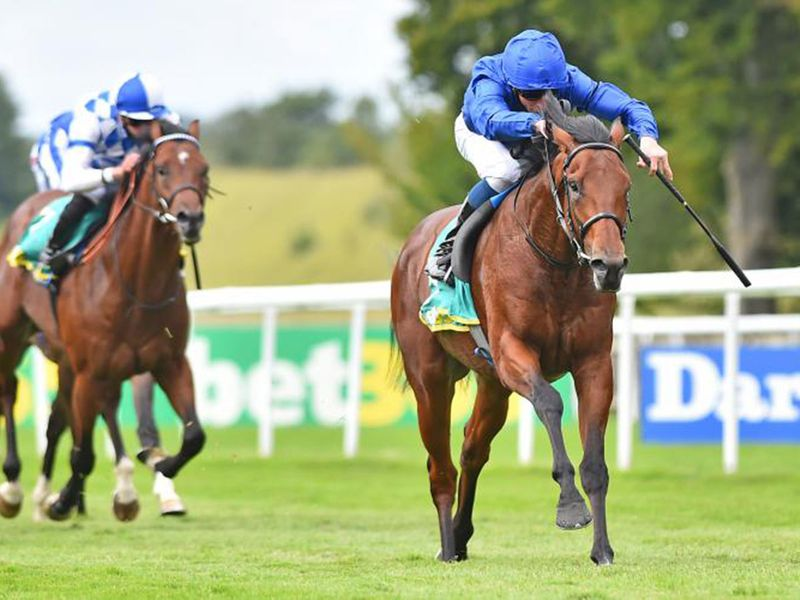 Master Of The Seas looks an exciting prospect for Godolphin handler Charlie Appleby