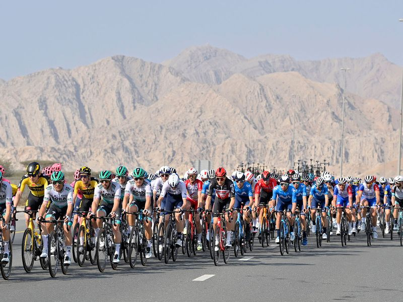 UAE Tour 2021 Stage 4