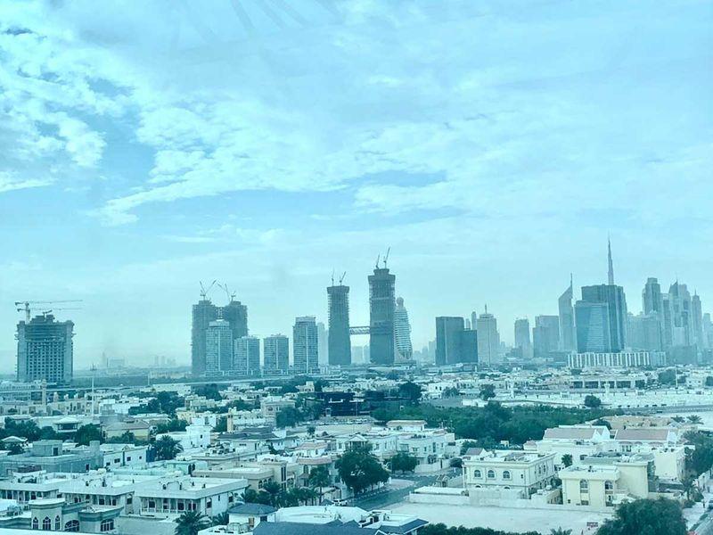 20210225 dubai skyline