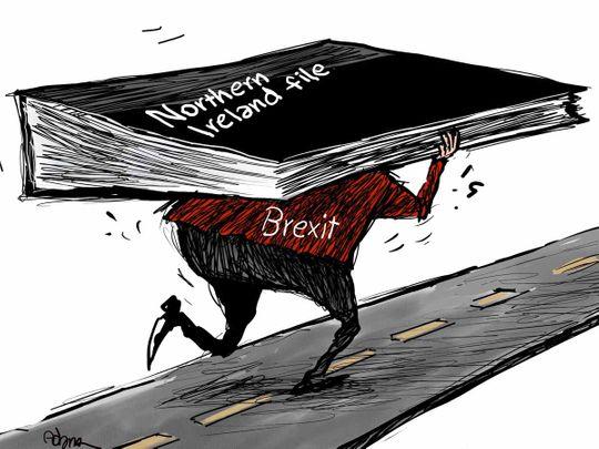 Brexit Northern Ireland