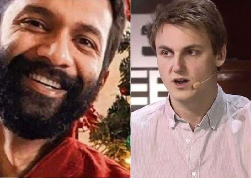 Clubhouse founders Rohan Seth and Paul Davison
