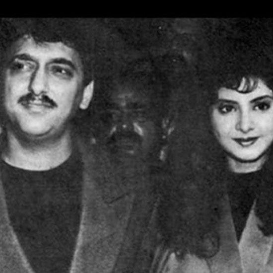 Divya Bhart and Sajid Nadiadwala.