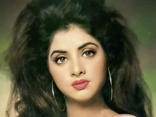 Bollywood: Remembering Divya Bharti, late wife of Sajid Nadiadwala, on her 47th birth anniversary