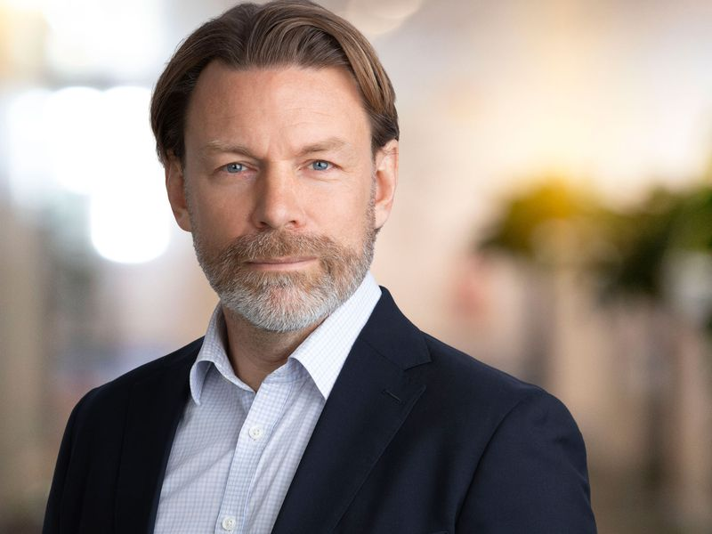 Per Johansson, General Manager, Robert Bosch Middle East
