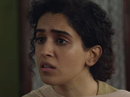 Sanya Malhotra in 'Pagglait'