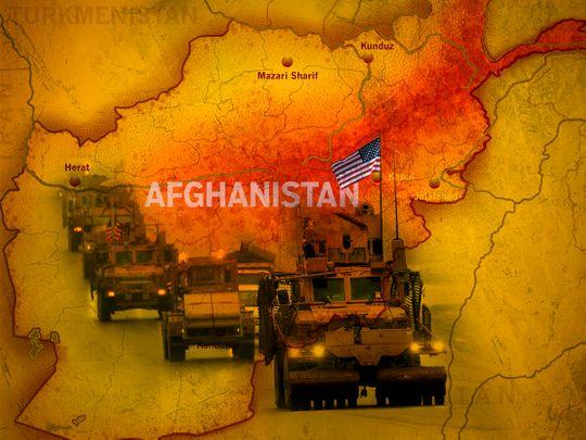 US in Afghanistan