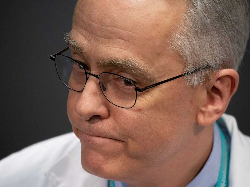 A year on, doctor recalls first reported US COVID-19 death