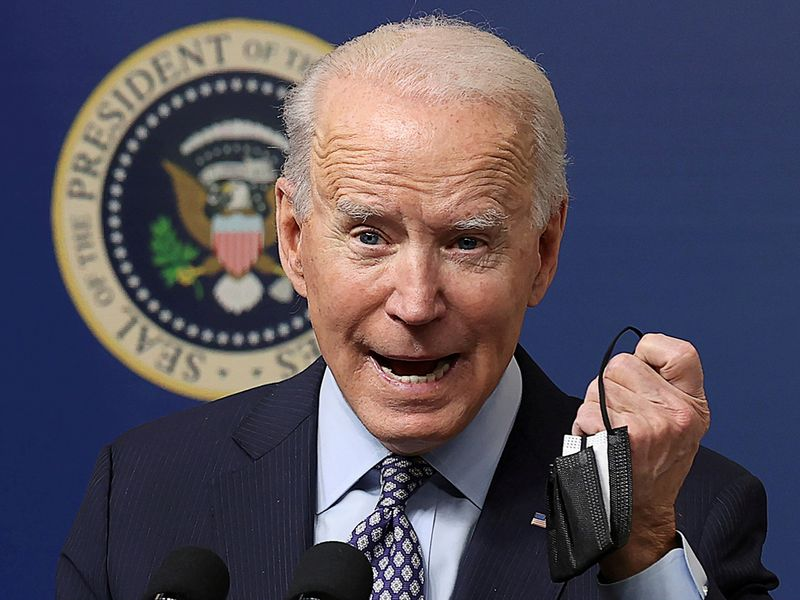 Indian Americans are taking over the country: Joe Biden