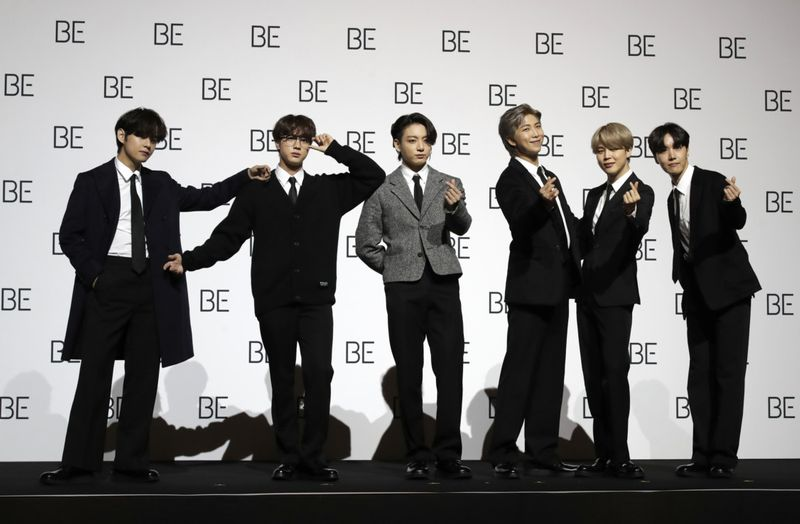 German radio station apologises for remarks about BTS