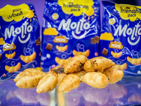 Egyptian snacks