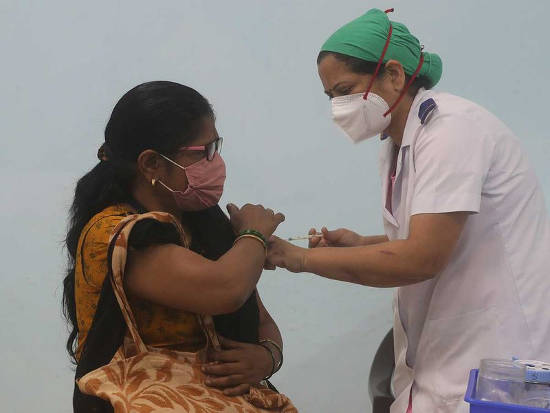 Indians allowed to choose COVID-19 vaccination sites as government seeks faster roll-out