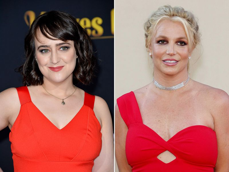 'Matilda' actress Mara Wilson empathises with Britney Spears