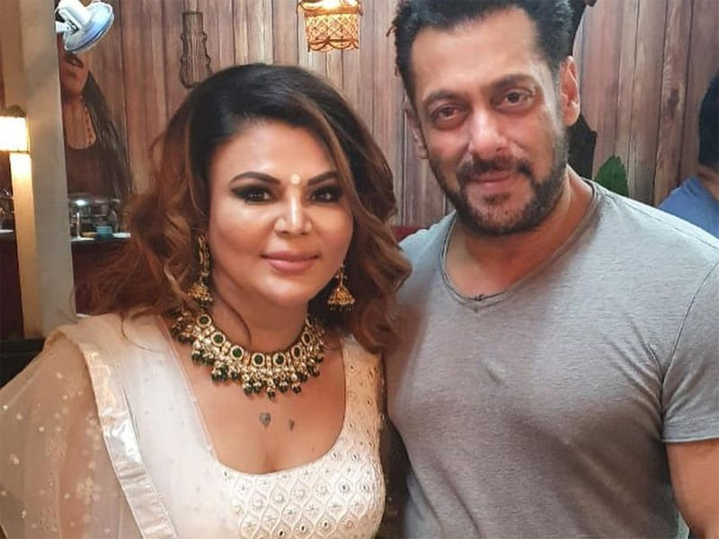 Rakhi Sawant and cancer-stricken mum thank Salman Khan for support