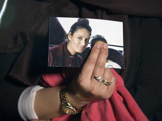 Shamima Begum UK court Daesh bride